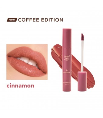 Happy Skin Lip Mallow Mousse Coffee Edition In Cinnamon