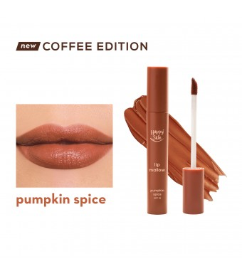 Happy Skin Lip Mallow Mousse Coffee Edition In Pumpkin Spice