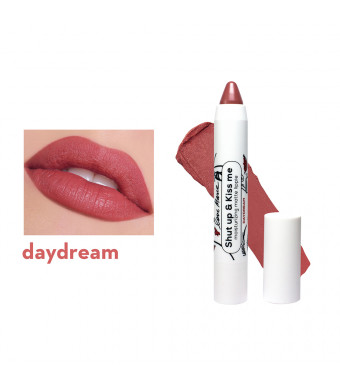 Happy Skin X Love Marie Shut Up & Kiss Me Moisturizing Matte Lippie In Daydream