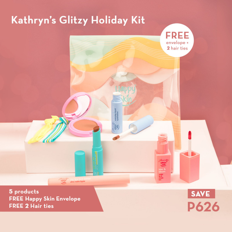 Happy Skin X Kathryn's Everyday Must-Haves