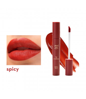 Happy Skin Lip Mallow Mousse In Spicy