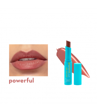 Love Your Lips Intense Color Butter Balm Spf 15 In Powerful