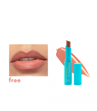 Love Your Lips Intense Color Butter Balm Spf 15 In Free