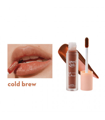 Happy Skin Dew Cooling Lip & Cheek Tint In Cold Brew
