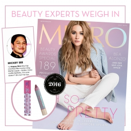 Happy Skin bags a major award in top fashion magazine